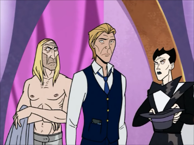 Fog Chats With The Venture Bros Creators Jackson Publick And Doc