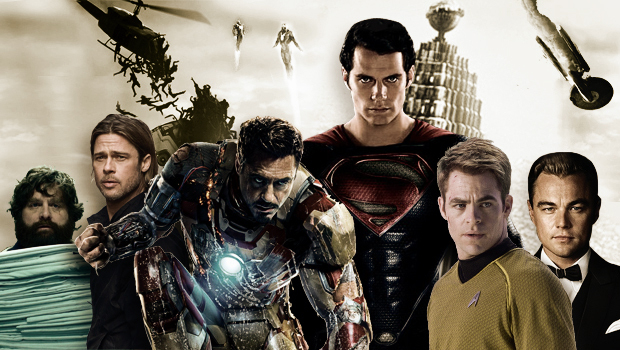 Summer Movies 2013: A Look Back | Forces of Geek