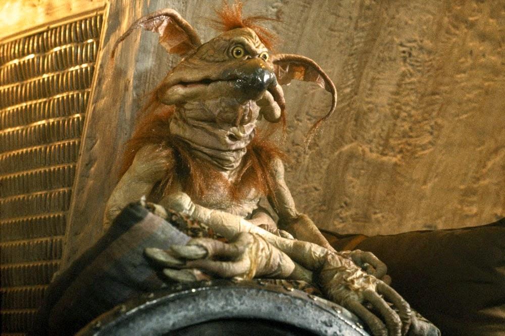 Jabba The Hutt Sidekick
