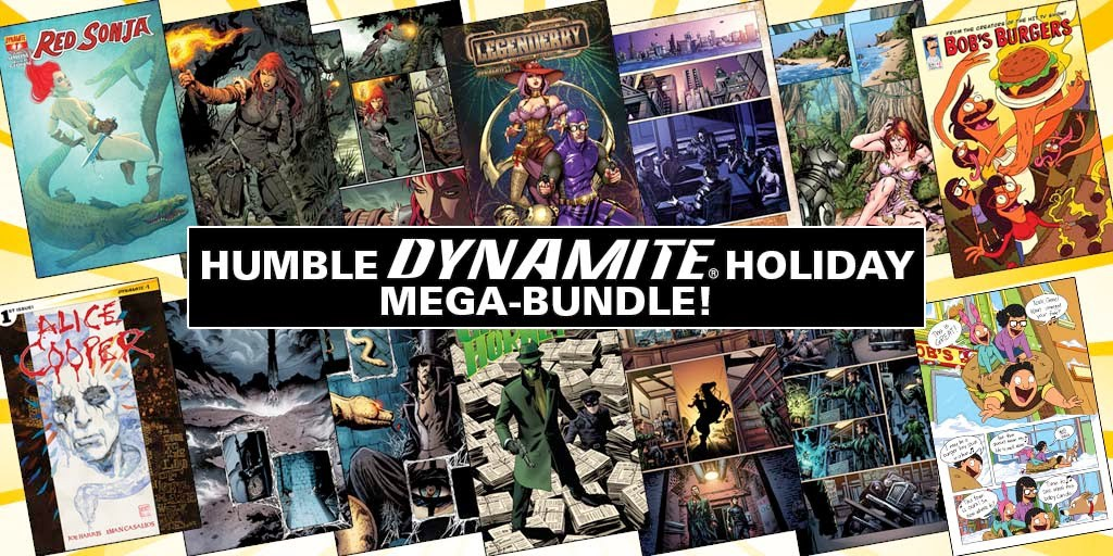 More Titles Added To The Humble Dynamite Mega Bundle As It Enters