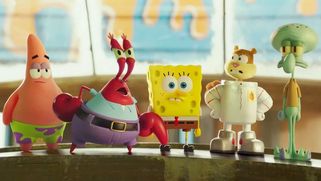 the spongebob movie sponge out of water comes to blu ray 62 and digital hd 519 - Spongbob 2