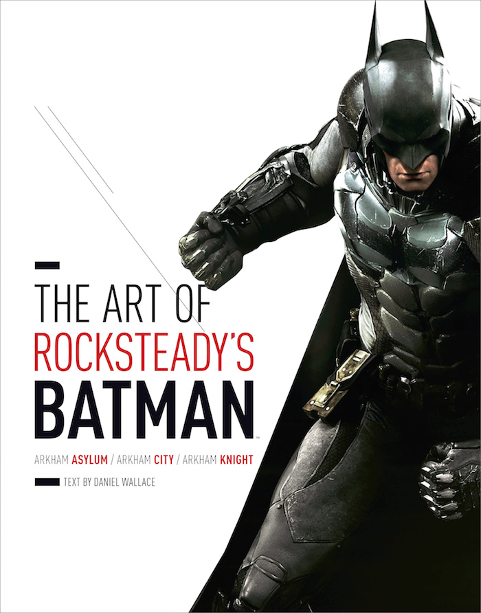 d90bf520e2fe A Look At THE ART OF ROCKSTEADY S BATMAN  ARKHAM ASYLUM ARKHAM CITY   ARKHAM  KNIGHT