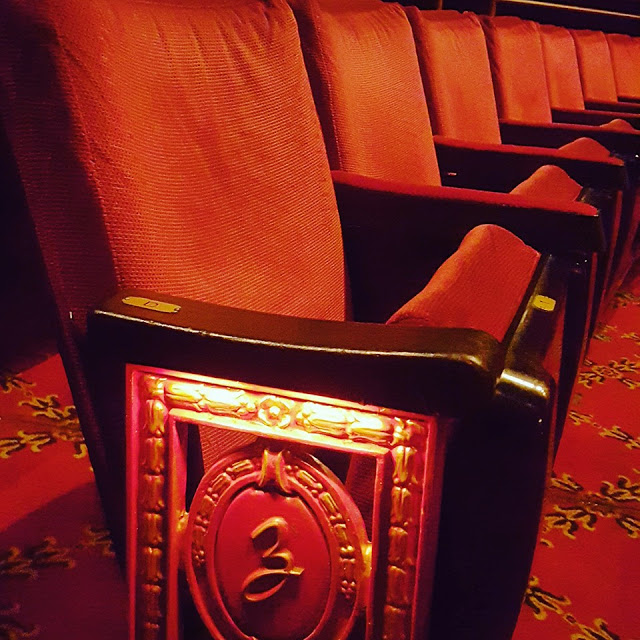 The Great ZIEGFELD THEATRE, R I P  | Forces of Geek