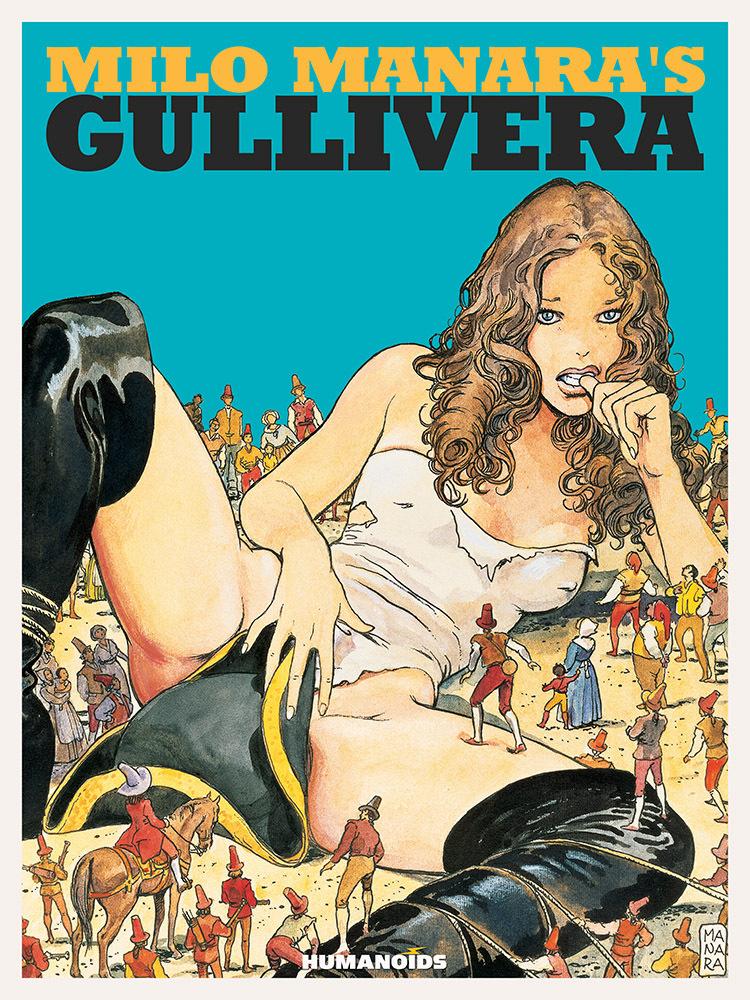 Gullivera Cover