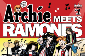 This October 'Archie Meets The Ramones!'