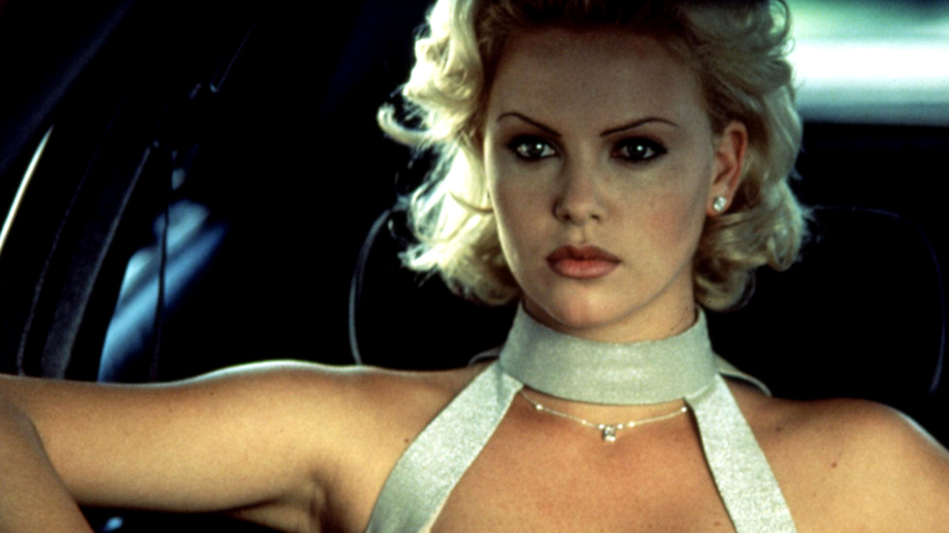 No Merchandising. Editorial Use Only. No Book Cover Usage Mandatory Credit: Photo by Everett Collection / Rex Features (420944d) 2 DAYS IN THE VALLEY, Charlize Theron, 1996 VARIOUS CHARLIZE THERON, FILM STILLS
