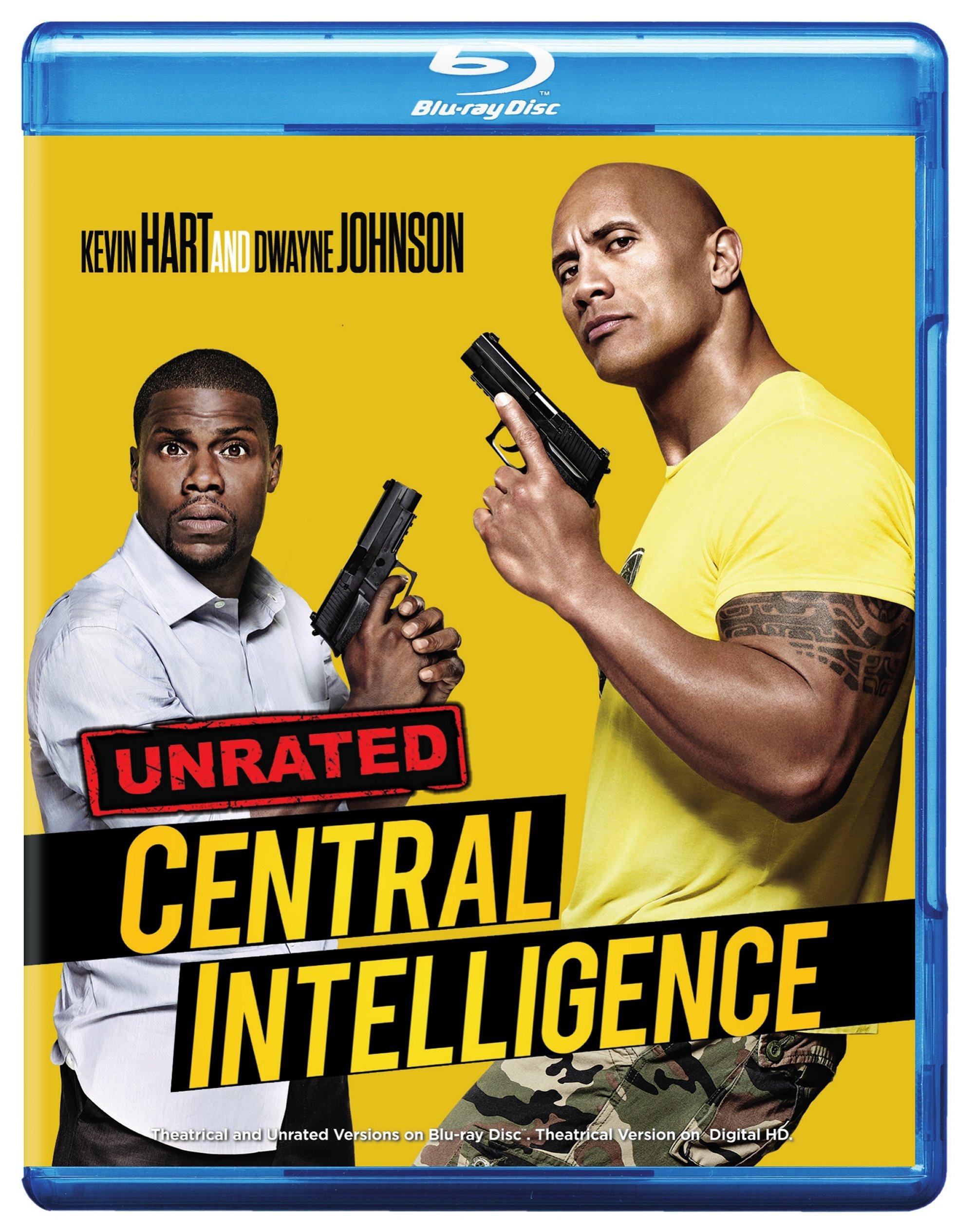 Central Intelligence BD