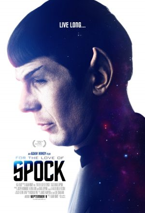 for-the-love-of-spock-poster