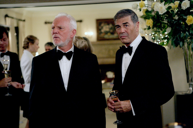 Linderman and Arthur Petrelli