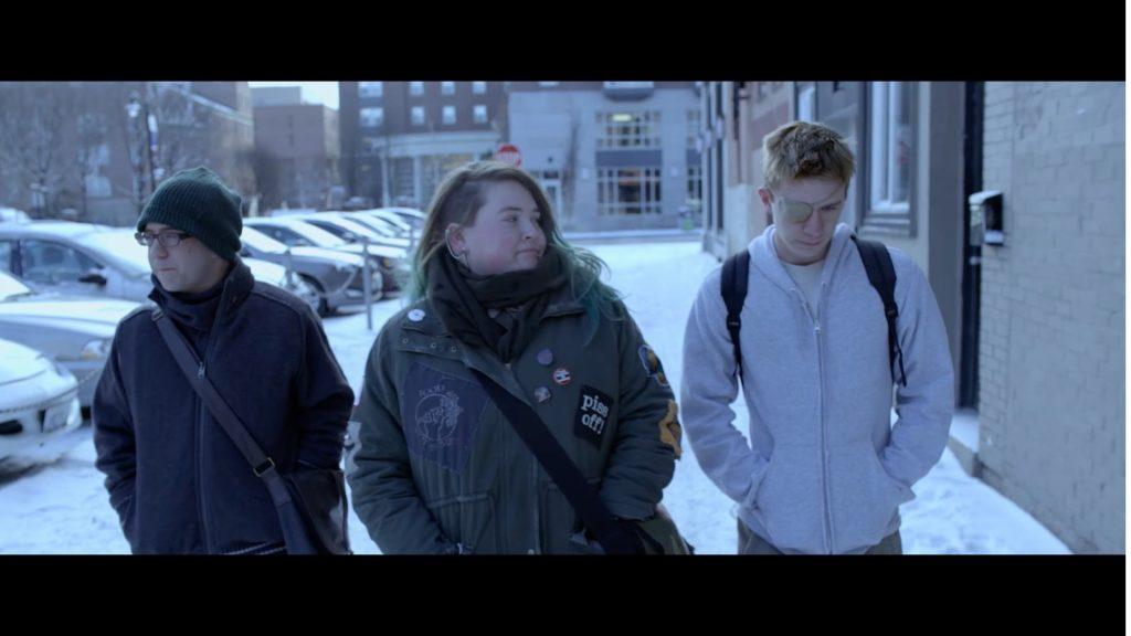 Copy of SOME FREAKS - SNOW TRIO - film