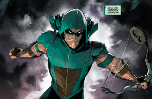 FOG! Chats With DC Comics' Team Arrow, Benjamin Percy, Juan Ferreyra & Nate Piekos