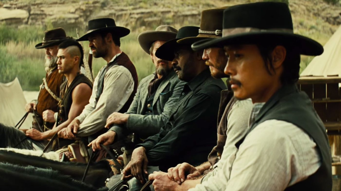 The Magnificent Seven Debuts On Digital 126 4kblu Ray Combo Pack