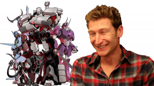 FOG! Chats With 'Transformers: Lost Light' Writer James Roberts