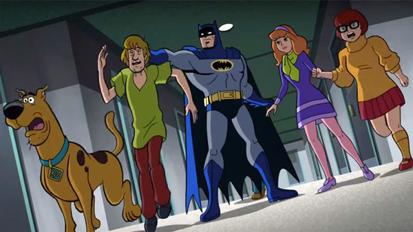 World Premiere Of 'Scooby-Doo! & Batman: The Brave And The